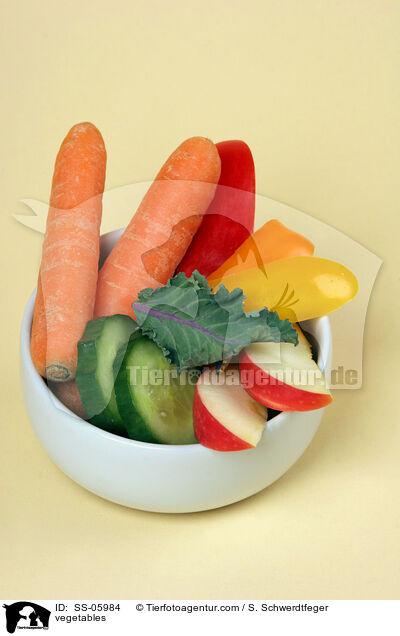 vegetables / SS-05984